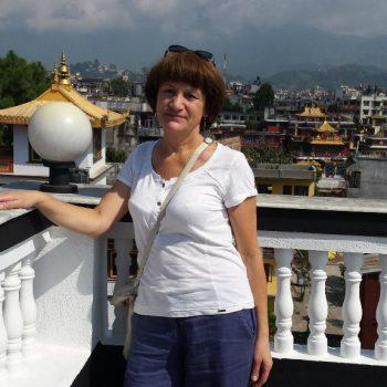 Лариса Паршакова, мастер массажа, Екатеринбург