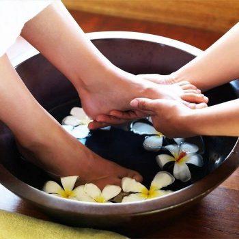 Курсы тайского фут-массажа в школе мастеров массажа